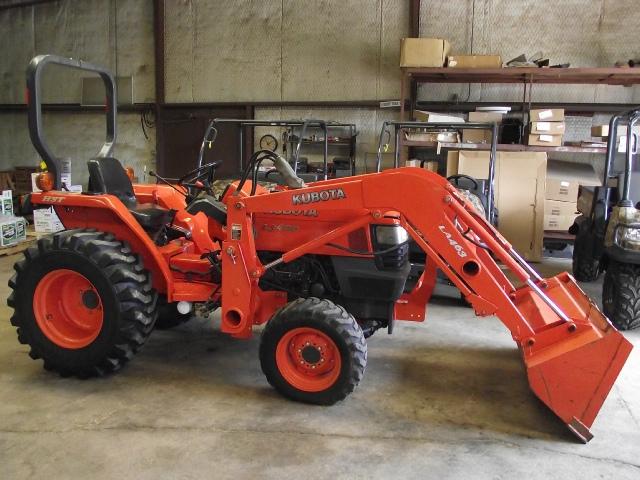 Kubota Mini Excavator For Sale >> Used Equipment